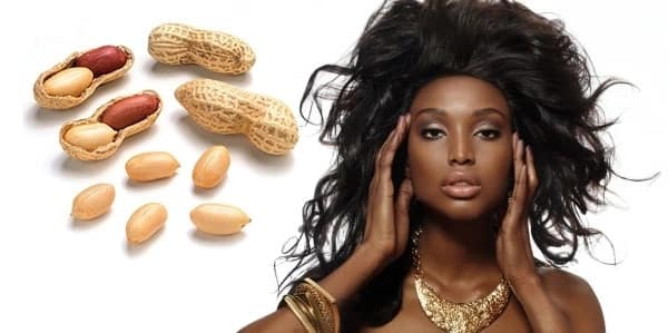 Awesome effect of groundnut for skin