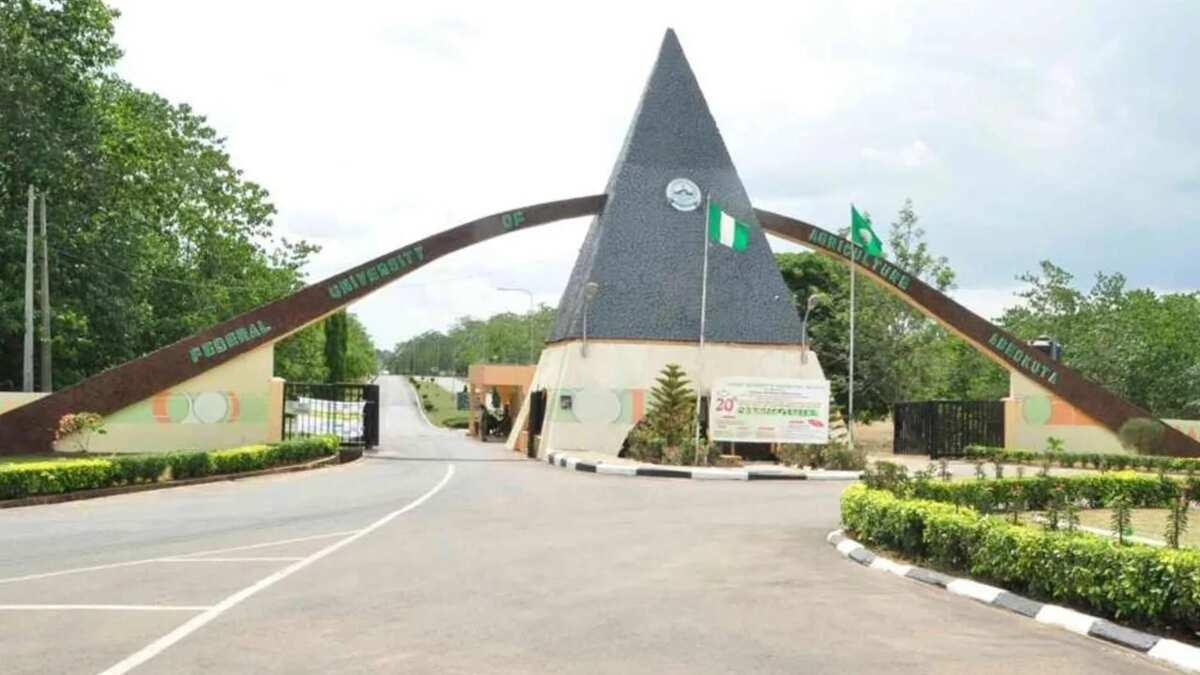 Federal University of Agriculture Abeokuta