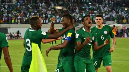 See where Super Eagles currently occupy in the first FIFA rankings of 2018