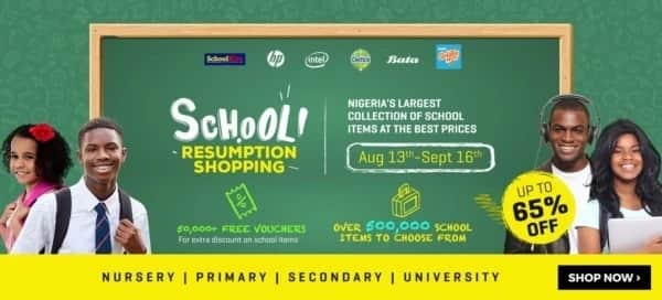 Jumia, HP to provide 15 students with educational scholarships worth N3.7m for school resumption