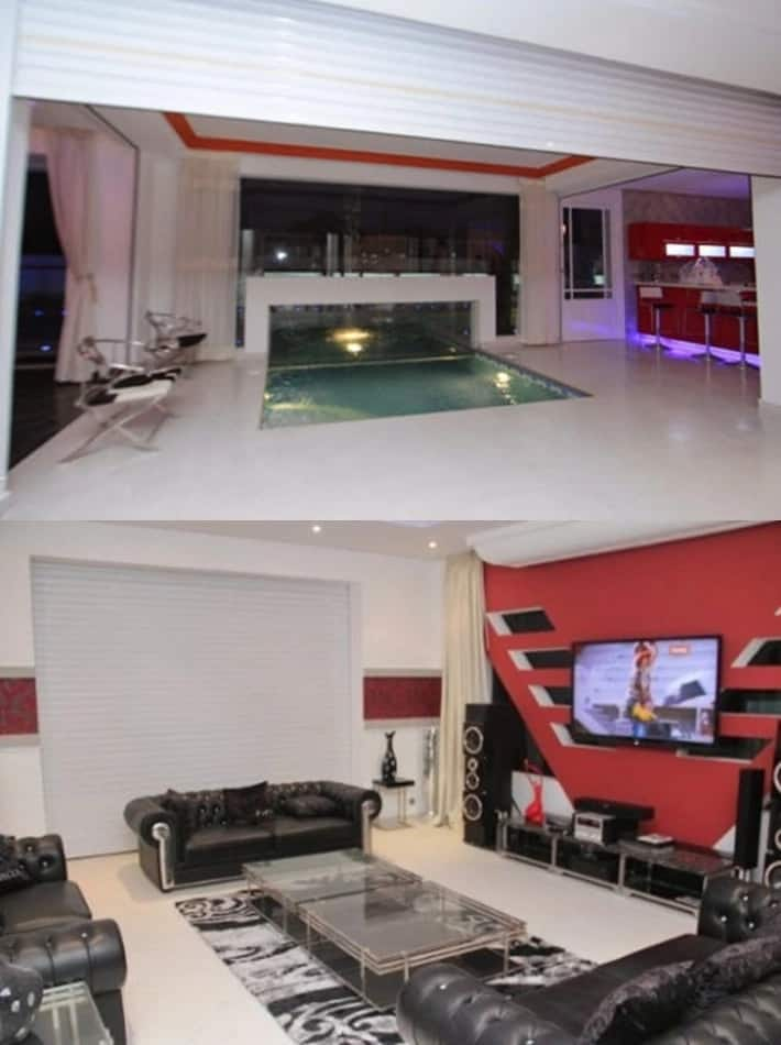 Runtown's boss identified as owner of the alleged most expensive house in Nigeria (photos)