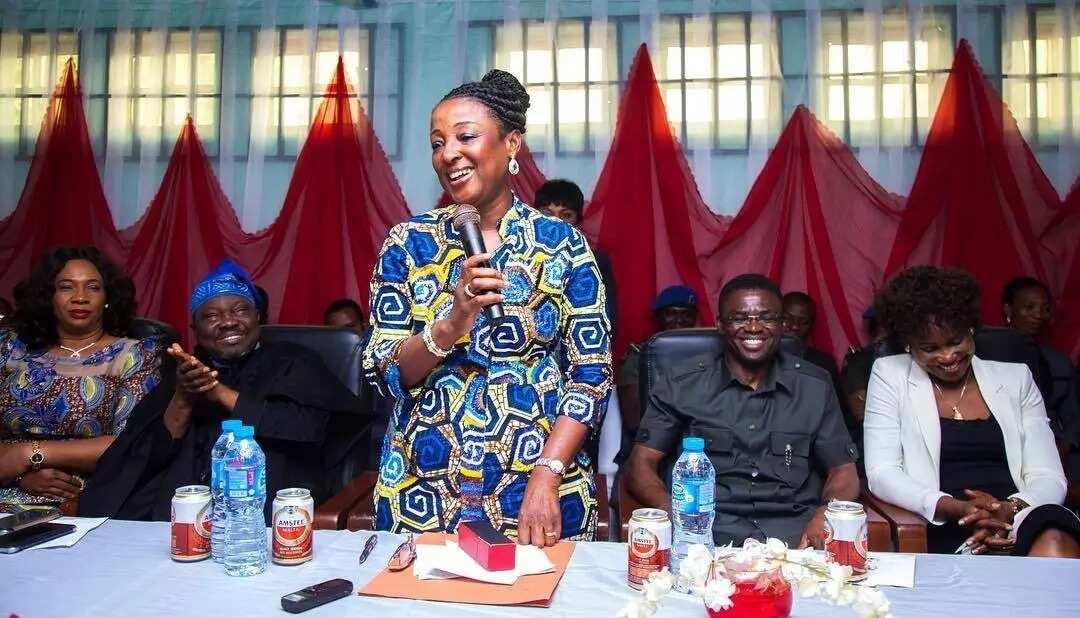 Governor of Edo State wife
