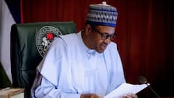 Buhari writes NASS, seeks confirmation of fresh appointments