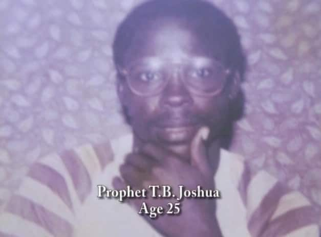 5 throwback photos of Pastor TB Joshua to celebrate his 55th birthday