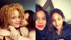 What happened between Maheeda and her baby daddy?