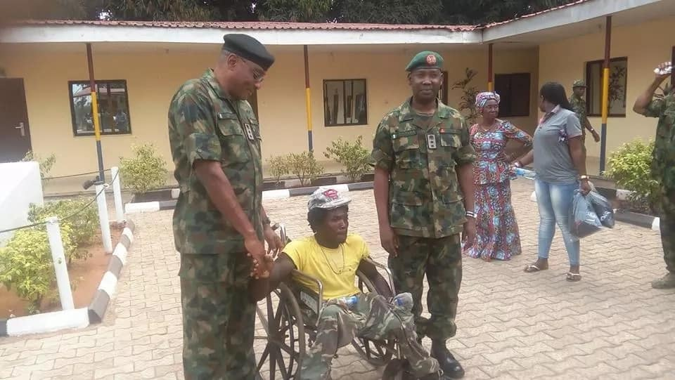 6 important points Nigerians should know about military uniforms