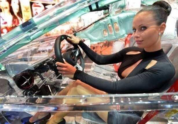 Transparent car 2