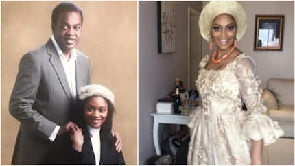 Donald Duke's beautiful daughter celebrates her 5th year of being a lawyer with an old photo