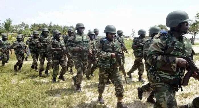 Army storm Bayelsa to stop declaration of Niger Delta Republic