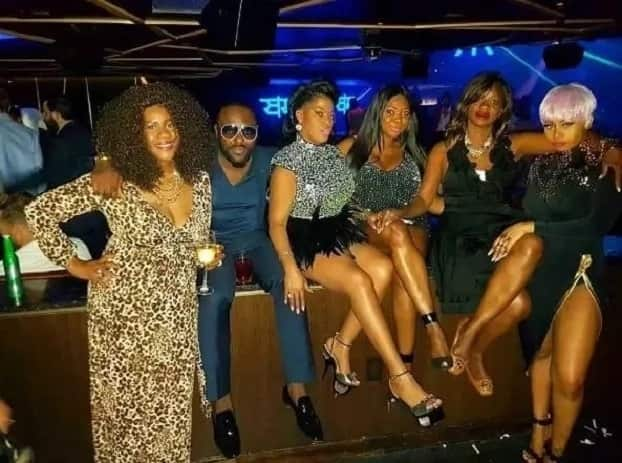 Jim Iyke cannot understand why women in his house watch Zee World and Telemundo so much