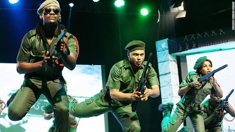 ​'Wakaa' becomes the first Nigerian musical to hit London