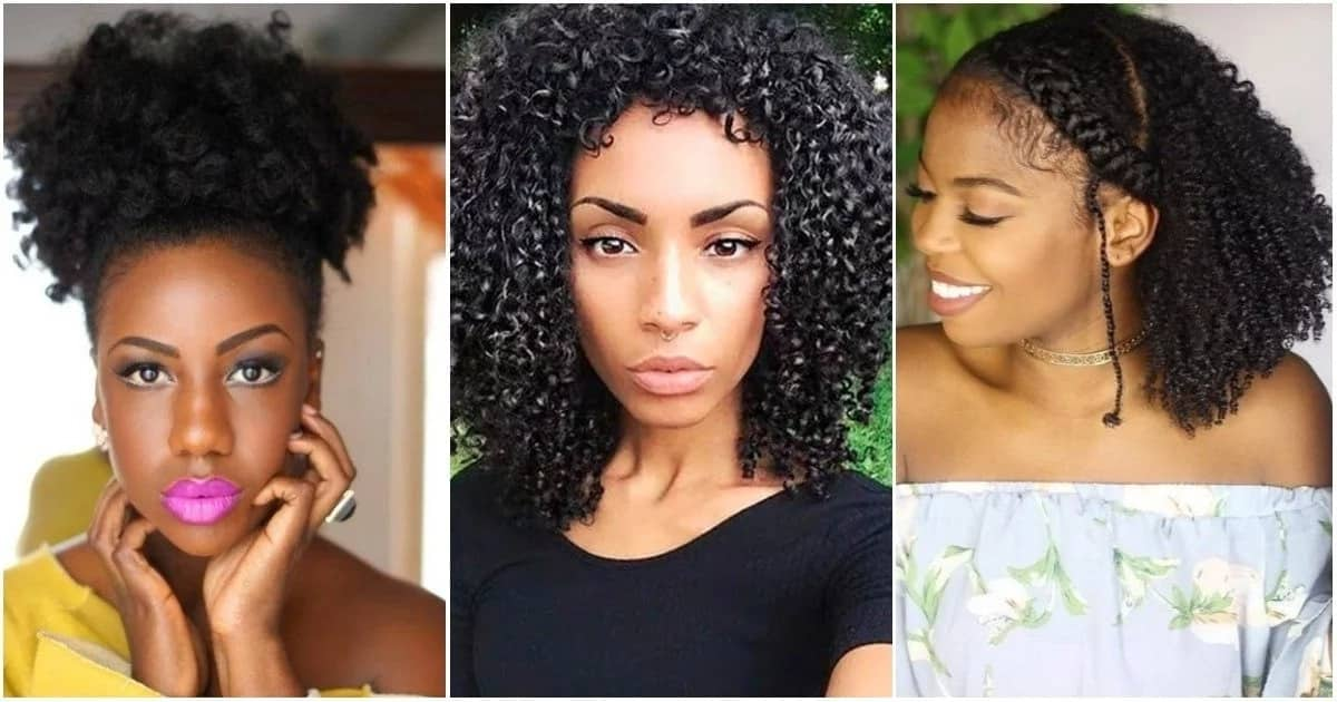 Top 30 Black Natural Hairstyles For Medium Length Hair In