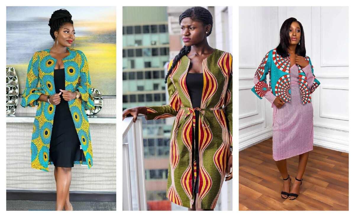 Trendy Ankara Jackets For Real Fashionistas Legit Ng