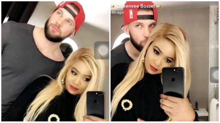 Socialite Vera Sidika flaunts new foreign boyfriend on social media