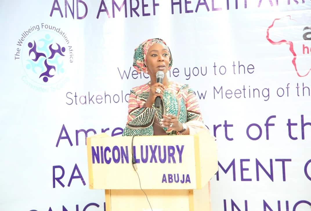 Wellbeing Foundation Africa tackles cancer; releases rapid assessment report
