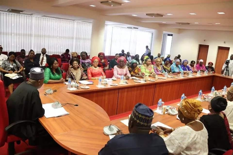 2019: Saraki vows to work for increased participation of women in politics