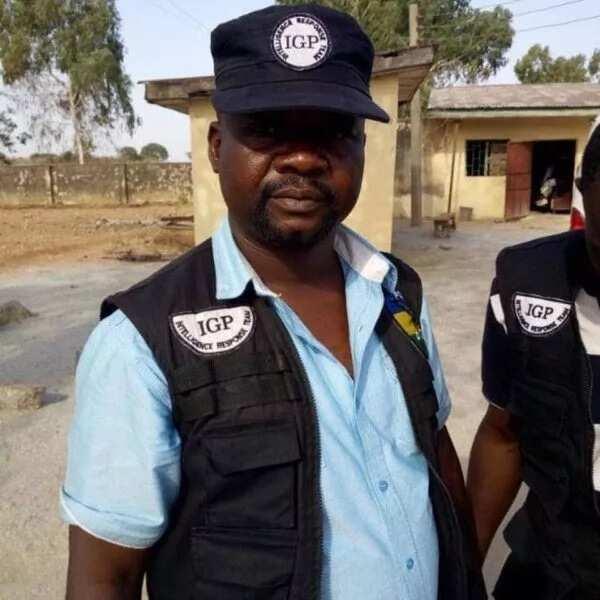 Inspector Bernard Odibo