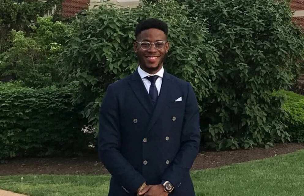 Nigerian born US graduate Boluwatife Aiki-Raji lands software engineer job with Twitter (photo)
