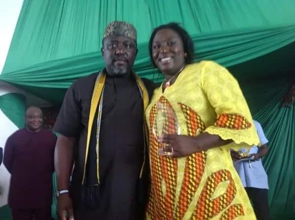 Governor Okorocha appoints younger sister as commissioner for happiness