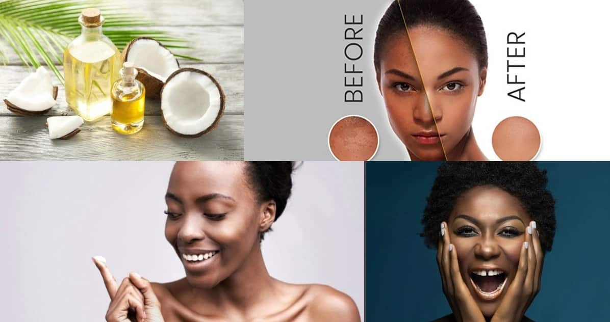 Coconut Oil for Skin Whitening: Does it Work in 2020? ▷ Legit.ng
