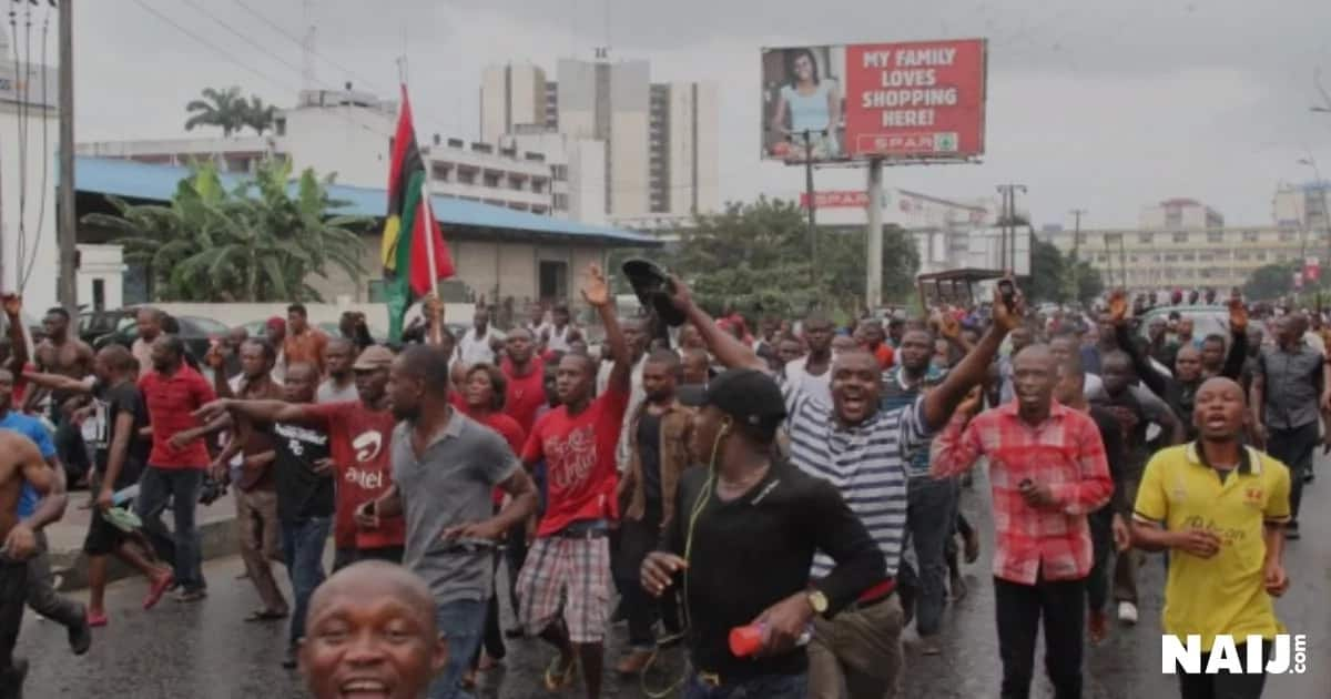 Pro Biafra group holds world summit in London