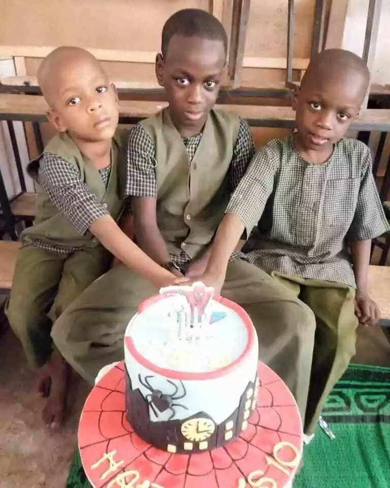 Adam A Zango children
