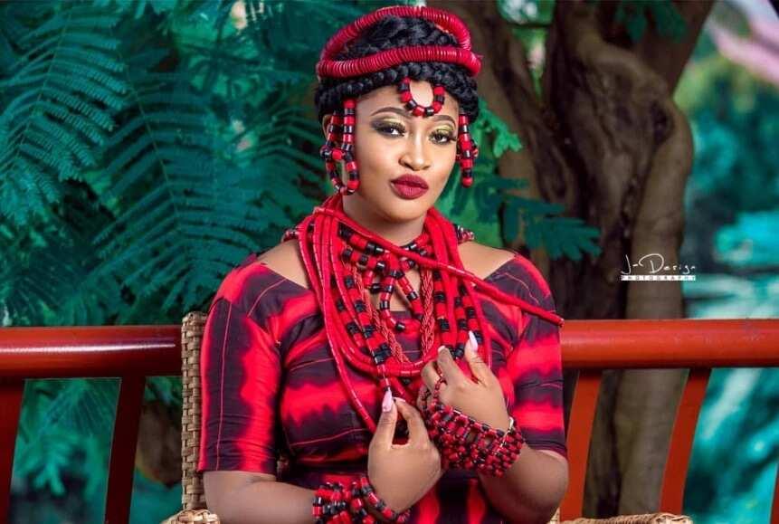 Actress, Nkechi Sunday Blessing Celebrates Her 32nd
