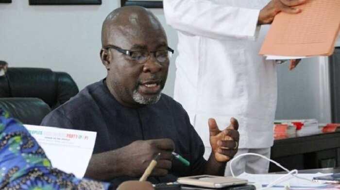 Karar harbi a fadar shugaban kasa: PDP ta yi martani