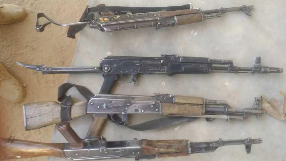 Soldiers kill Boko Haram terrorists in early morning ambush