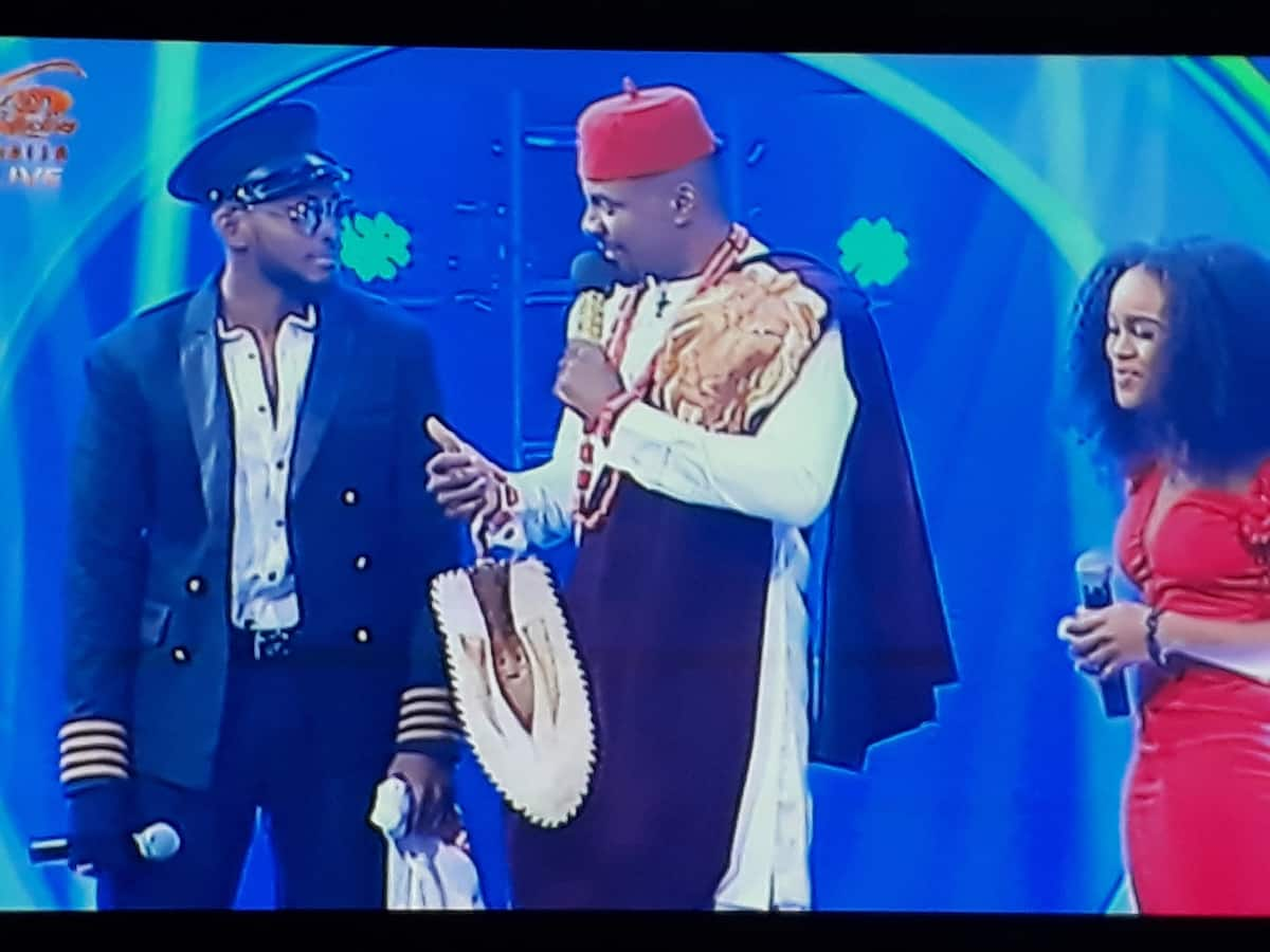 And the winner is: Miracle wins BBNaija 2018