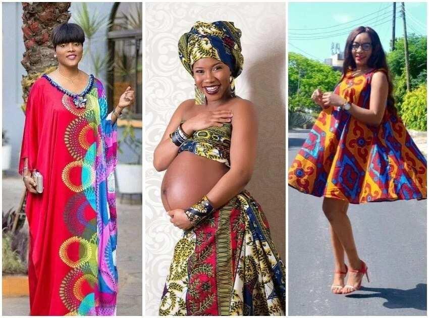 Nigerian Traditional Maternity Dresses Best Designs Legitng