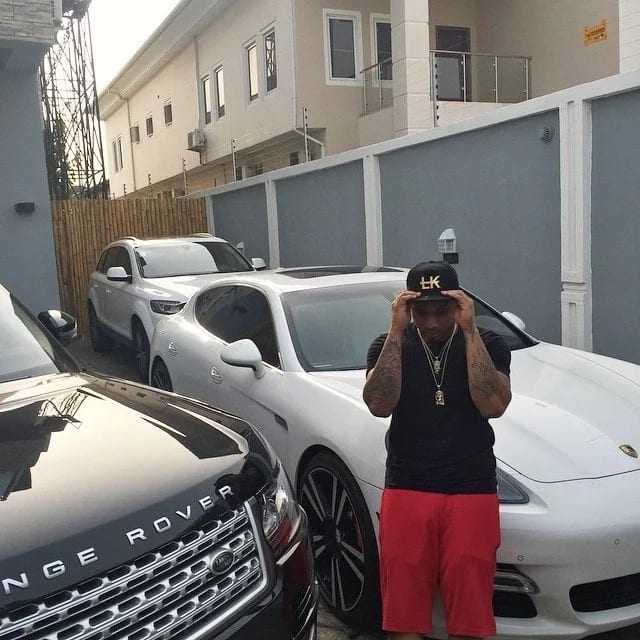 How about more cars for Davido?