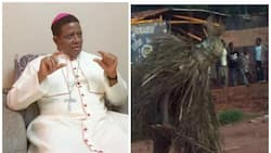 Anger as masquerade beats seminarian to coma in Nsukka