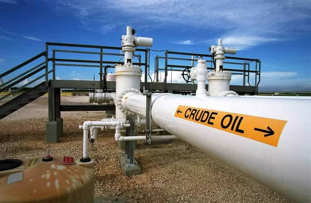 Nigeria has the 11 biggest oil reserves in the world, but can't produce enough to sell