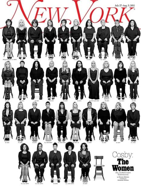 Meet 35 Women Allegedly Assaulted Sexually By Bill Cosby