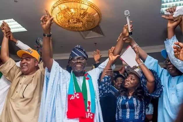 14 facts you should know about Babajide Sanwo-Olu, Lagos APC governorship candidate