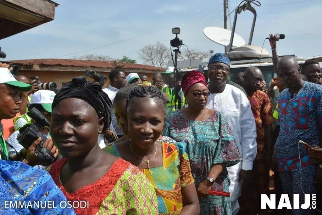 Fayose again hits at APC, says Ekiti people are in pain over alleged PDP's stolen mandate