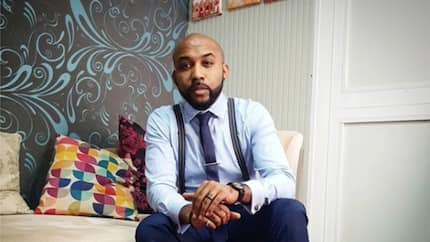 Banky W reacts to the news of lady who jumped inside lagoon, advises depressed people to always reach out