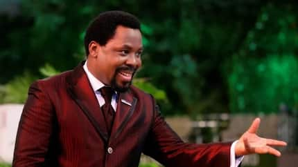 Either they kill or kidnap him - Prophet TB Joshua allegedly predicted the military takeover in Zimbabwe