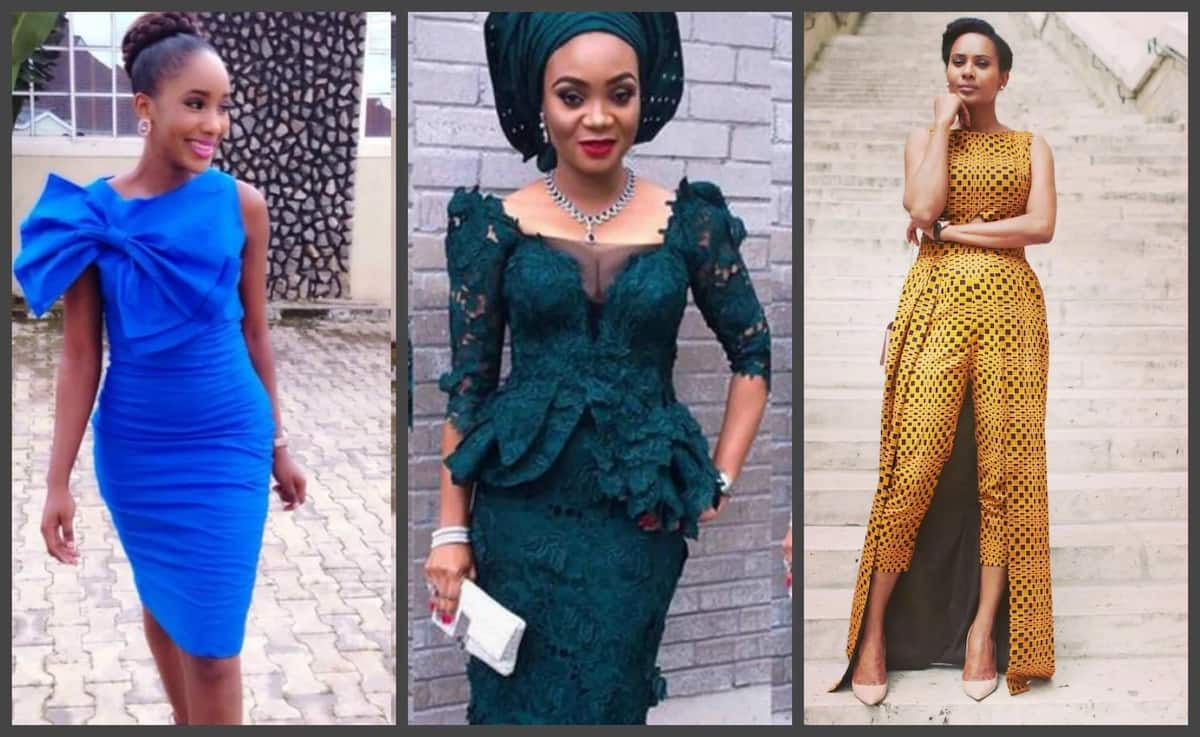 Latest Nigerian Dinner Gowns In 2017 Legitng