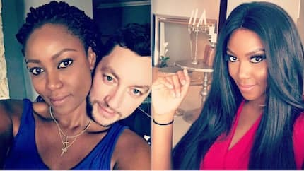 Fire on the mountain? Yvonne Nelson and her baby-daddy delete all photos together, unfollow each other on Instagram