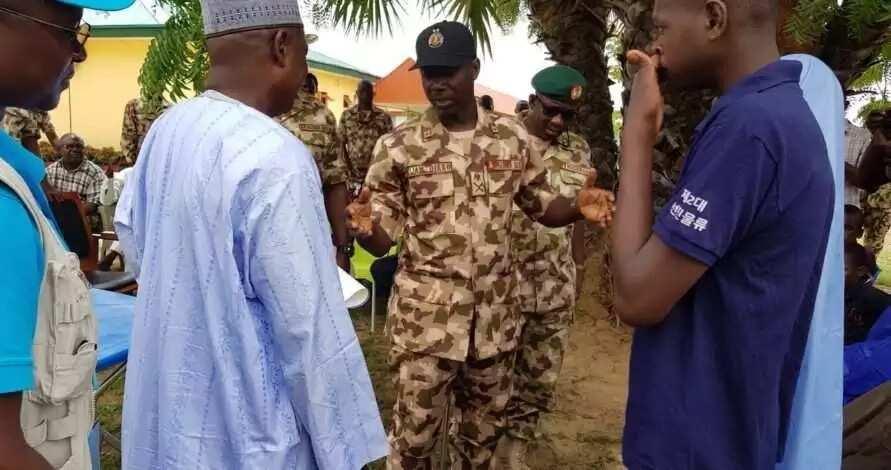Dakarun soji sun yi nasarar kwato kananan yara 23 daga hannun kungiyar Boko Haram