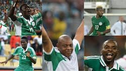 Chelsea star Kenneth Omeruo and 5 other Super Eagles players who will never forget what Stephen Keshi did for them (photos)