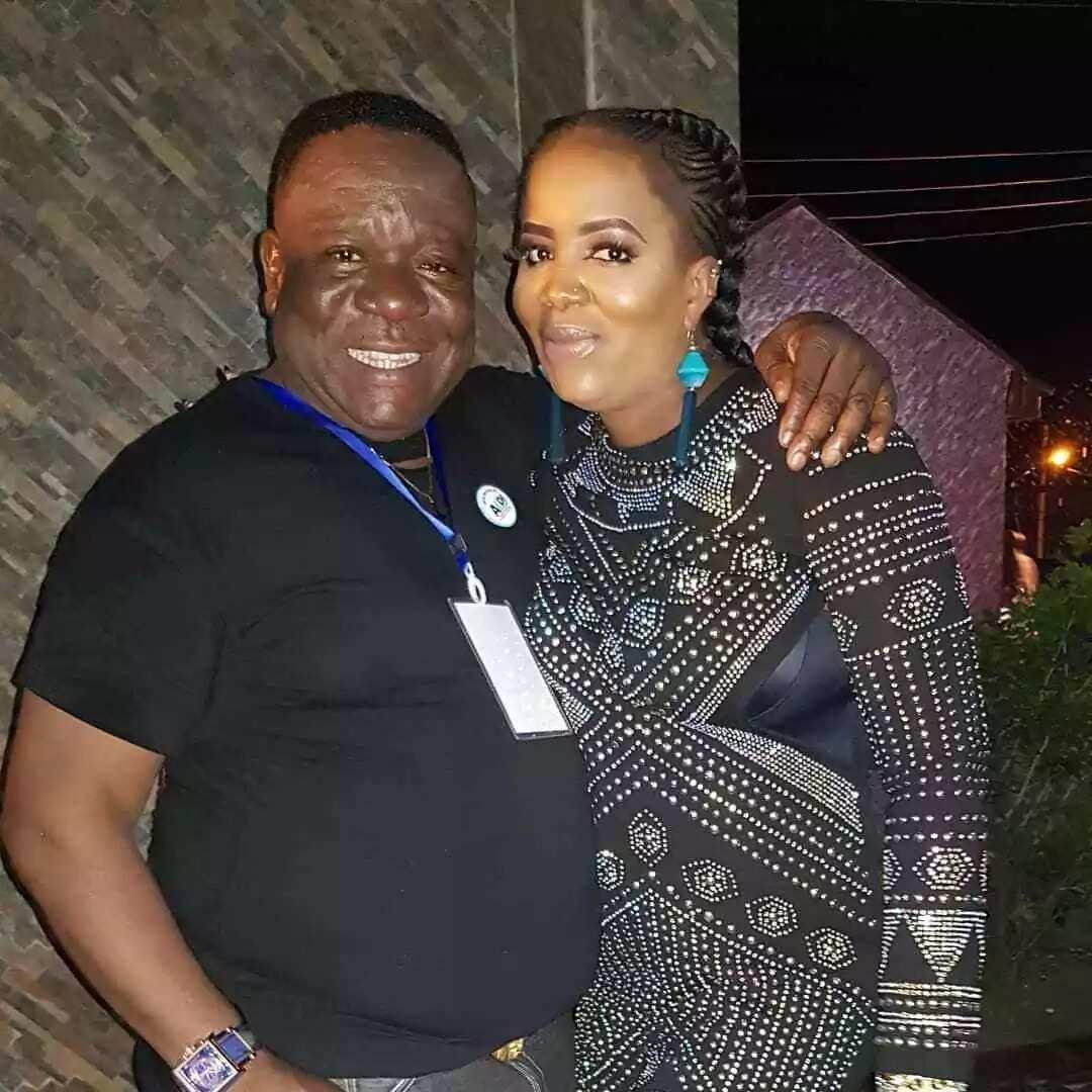 Mr Ibu and wife Stella Maris celebrate 3rd wedding anniversary