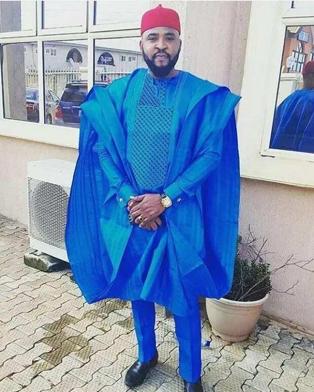 Nigerian Native Wear Designs For Men Legit.ng