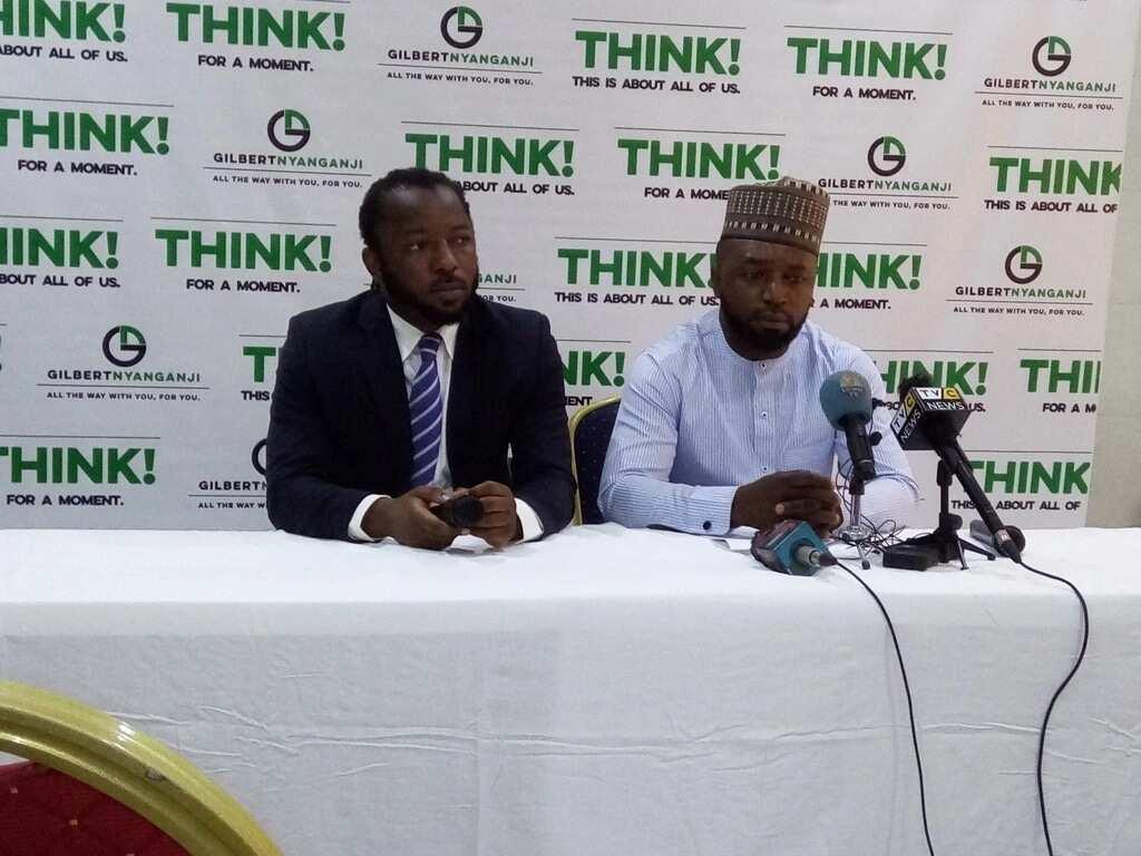 Taraba crisis: Gilbert Nyanganji foundation launches Think Campaign