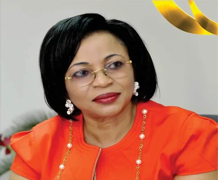 Folorunsho Alakija is one of Nigeria's most decorated female oil tycoons, with several honorary degrees