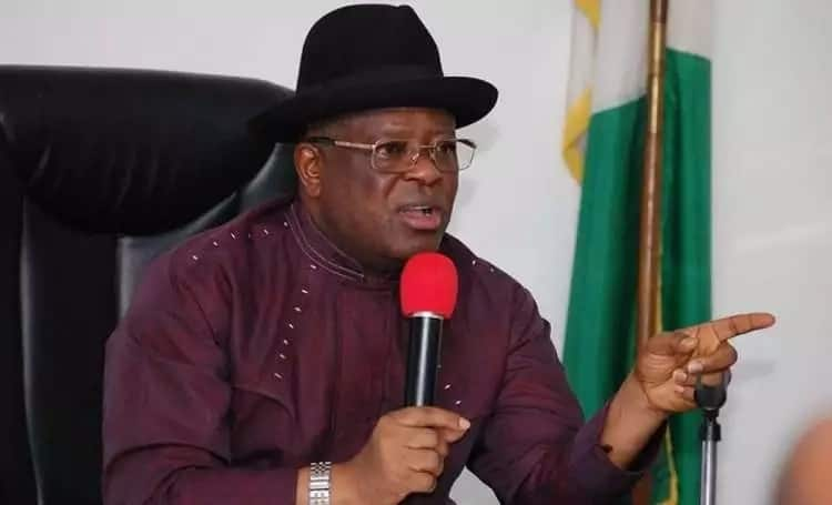 Ruga: Take back your words in 7 days or meet me in court - Umahi warns Ebonyi group - Latest News in Nigeria & Breaking Naija News 24/7 | LEGIT.NG