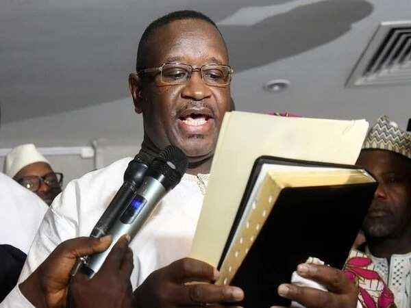Maada Bio sacks top officials over 60 years old April 28