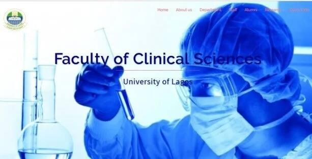 University of Lagos Faculty of Clinical Sciences